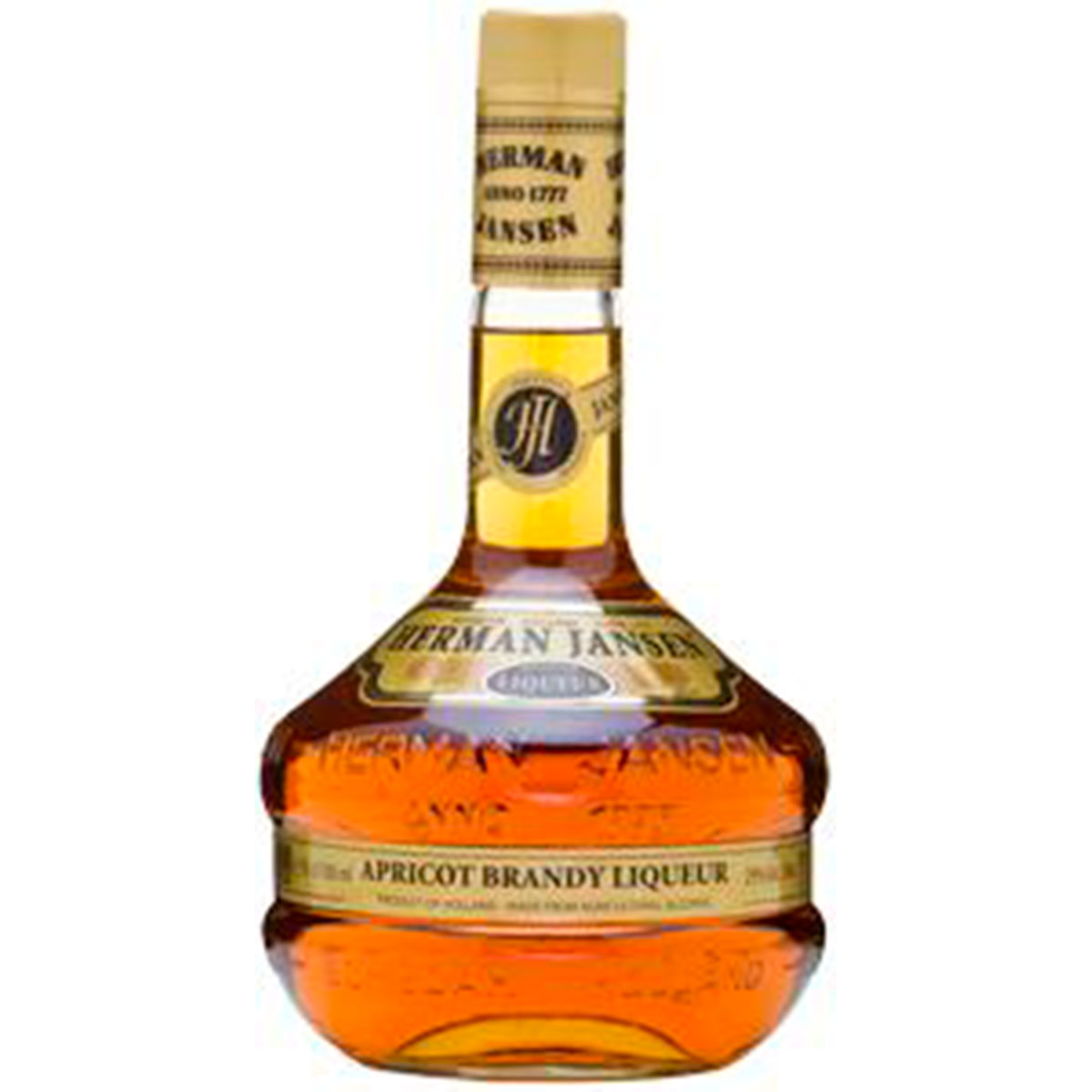 APRICOT BRANDY 700ML - DAMASCO